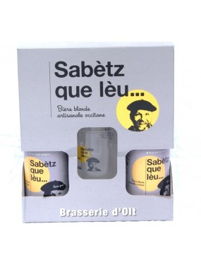image: Sabetz Que Leu Duo + 1 Verre